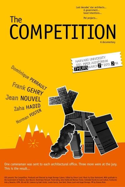 Caratula, cartel, poster o portada de The Competition