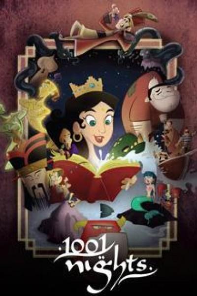 Caratula, cartel, poster o portada de 1001 Nights