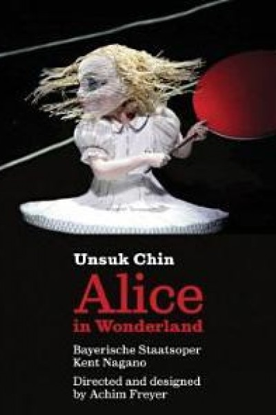 Caratula, cartel, poster o portada de Unsuk Chin: Alice in Wonderland