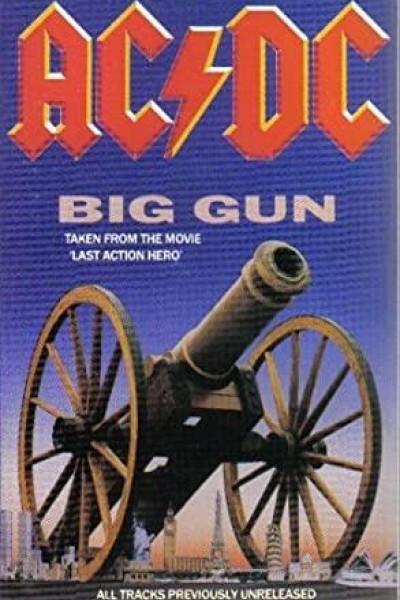 Caratula, cartel, poster o portada de AC/DC: Big Gun (Vídeo musical)