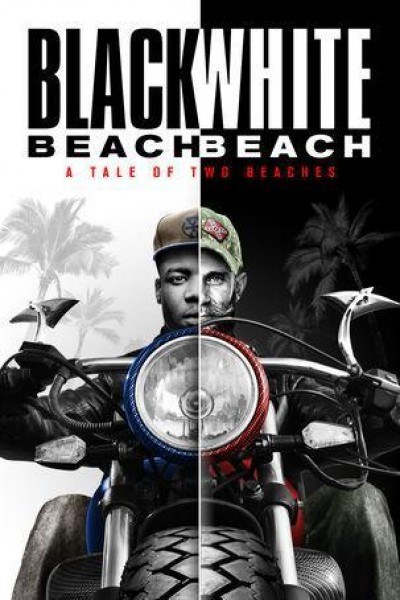 Caratula, cartel, poster o portada de Black Beach/White Beach: A tale of two beaches