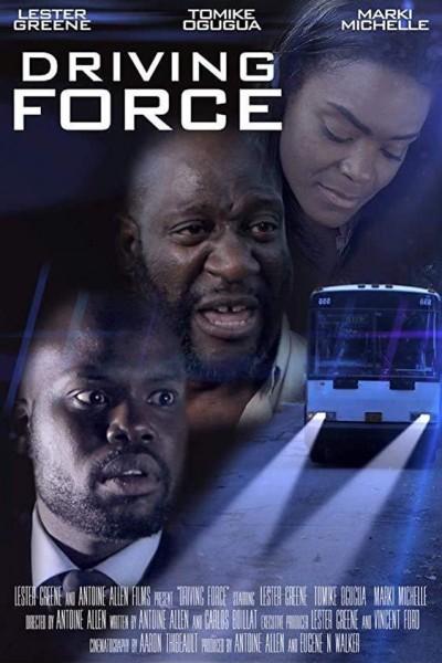 Caratula, cartel, poster o portada de Driving Force