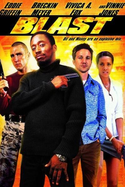 Caratula, cartel, poster o portada de Blast
