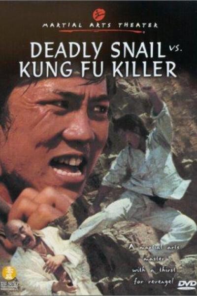 Caratula, cartel, poster o portada de El caracol peligroso contra los asesinos de kung-fu