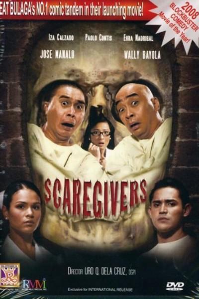 Caratula, cartel, poster o portada de Scaregivers