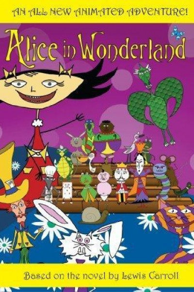 Caratula, cartel, poster o portada de Alice in Wonderland