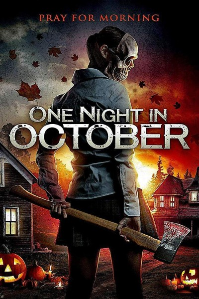 Caratula, cartel, poster o portada de One Night in October