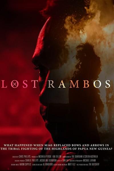 Caratula, cartel, poster o portada de Lost Rambos