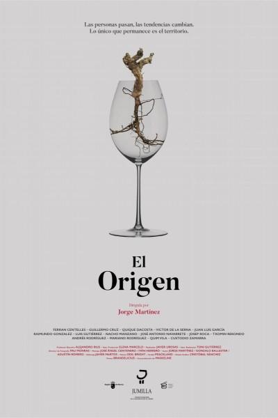 Caratula, cartel, poster o portada de El Origen