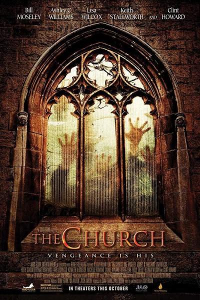 Caratula, cartel, poster o portada de The Church