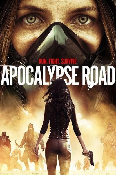 Caratula, cartel, poster o portada de Apocalypse Road