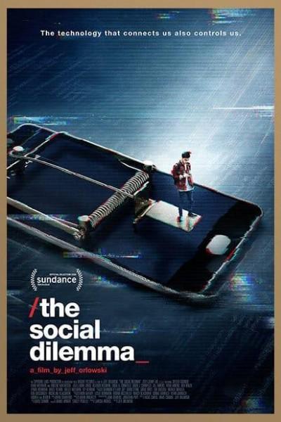 Caratula, cartel, poster o portada de El dilema de las redes