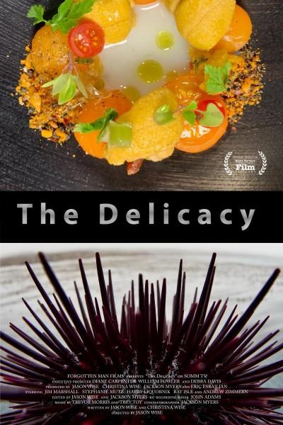 Caratula, cartel, poster o portada de The Delicacy