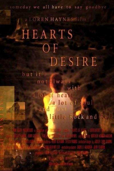 Caratula, cartel, poster o portada de Hearts of Desire
