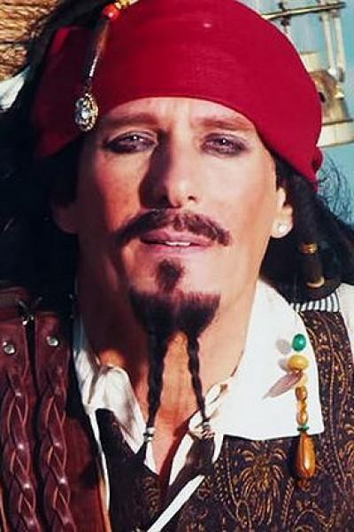 Caratula, cartel, poster o portada de The Lonely Island & Michael Bolton: Jack Sparrow (Vídeo musical)