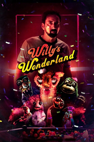 Caratula, cartel, poster o portada de Wally's Wonderland