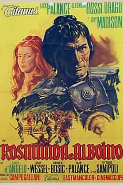 Caratula, cartel, poster o portada de La espada del conquistador