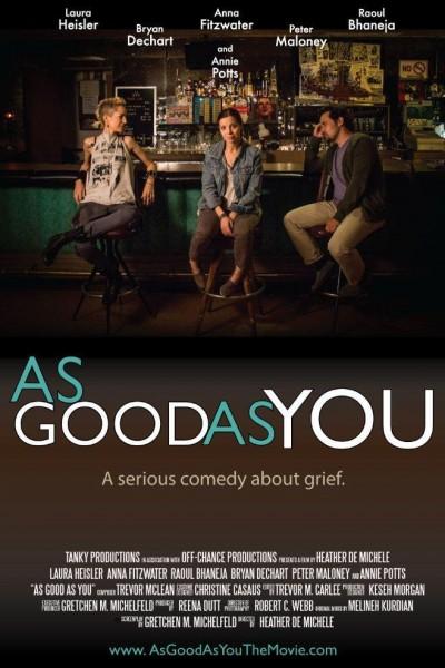 Caratula, cartel, poster o portada de As Good As You