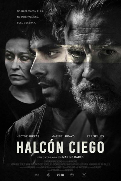 Caratula, cartel, poster o portada de Halcón Ciego