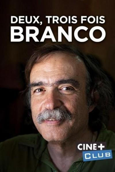 Caratula, cartel, poster o portada de Deux, trois fois Branco, un producteur de légendes