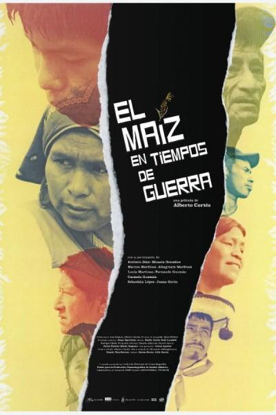 Caratula, cartel, poster o portada de El maíz en tiempos de guerra