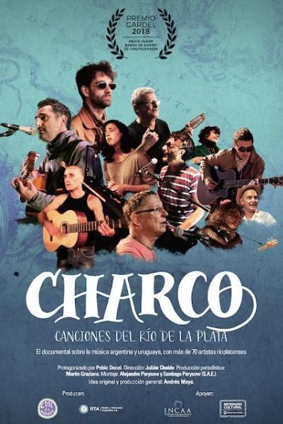 Caratula, cartel, poster o portada de Charco: Canciones del Río de la Plata