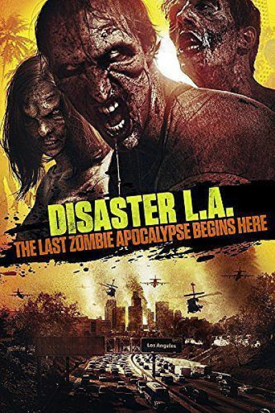 Caratula, cartel, poster o portada de Disaster L.A.