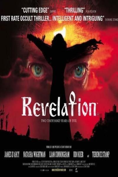 Caratula, cartel, poster o portada de Revelación (Revelation)