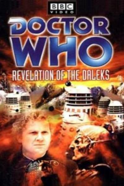 Caratula, cartel, poster o portada de Doctor Who: Revelation of the Daleks