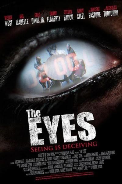 Caratula, cartel, poster o portada de The Eyes