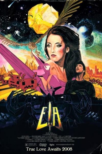 Caratula, cartel, poster o portada de ELA: In Love at First Byte