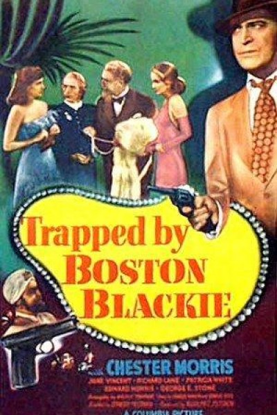 Caratula, cartel, poster o portada de Trapped by Boston Blackie