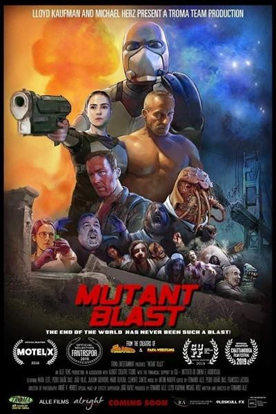 Caratula, cartel, poster o portada de Mutant Blast