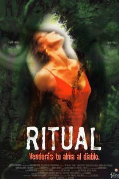 Caratula, cartel, poster o portada de Ritual