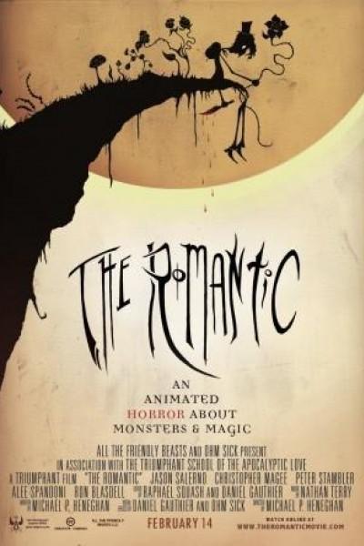 Caratula, cartel, poster o portada de The Romantic