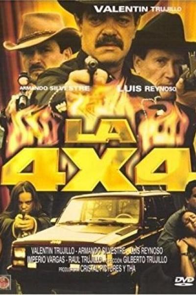 Caratula, cartel, poster o portada de La 4X4