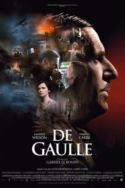 Caratula, cartel, poster o portada de De Gaulle