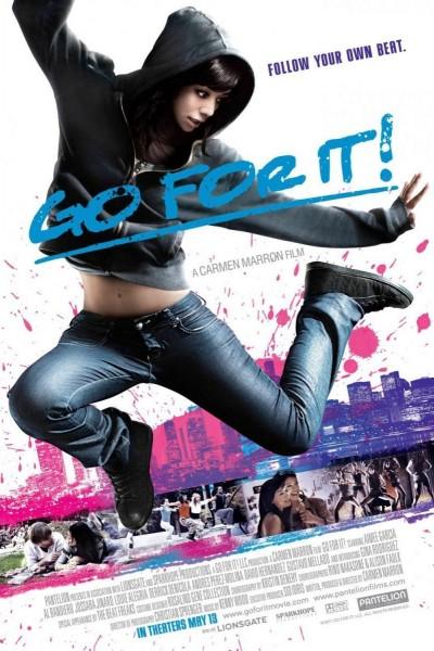 Caratula, cartel, poster o portada de Go for It!