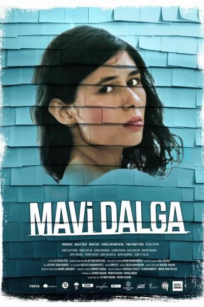 Caratula, cartel, poster o portada de The Blue Wave