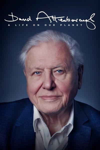 Caratula, cartel, poster o portada de David Attenborough: A Life on Our Planet