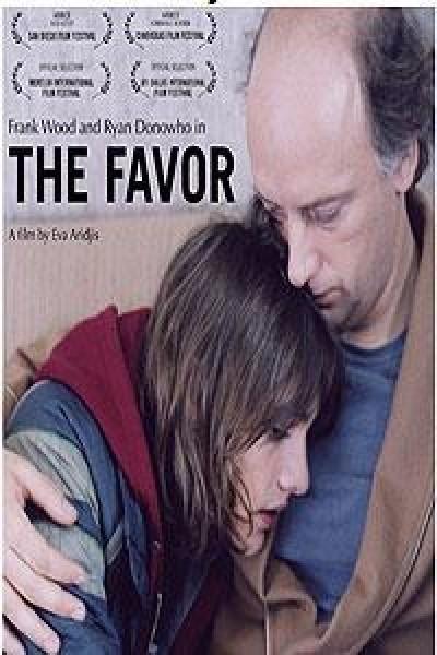 Caratula, cartel, poster o portada de El favor