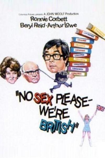 Caratula, cartel, poster o portada de Sexo no, por favor, somos británicos