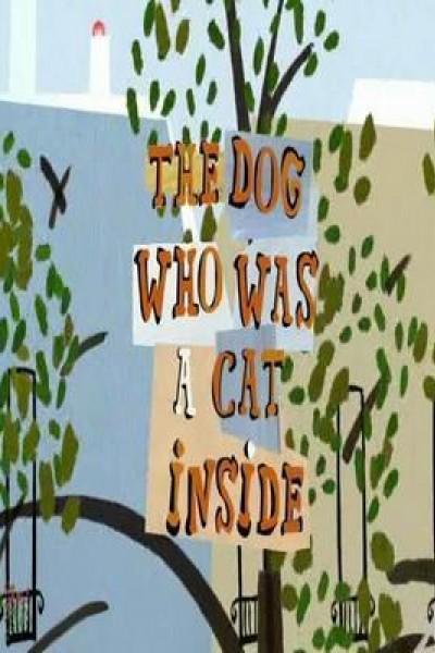 Caratula, cartel, poster o portada de El perro que tenía un gato en su interior