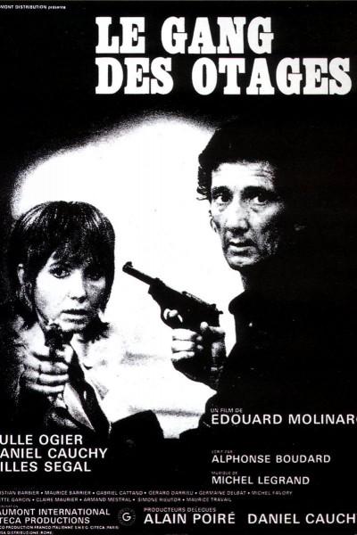 Caratula, cartel, poster o portada de El gang de los rehenes