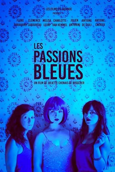 Caratula, cartel, poster o portada de Les Passions bleues