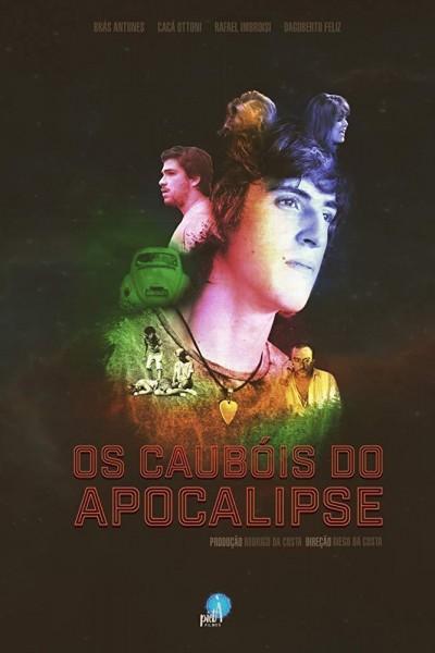 Caratula, cartel, poster o portada de Cowboys of the Apocalypse
