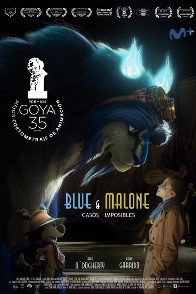 Caratula, cartel, poster o portada de Blue&malone: casos imposibles