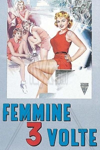 Caratula, cartel, poster o portada de Operación Popoff (Mujer 3 veces)