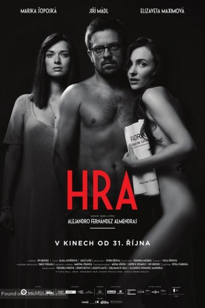 Caratula, cartel, poster o portada de Hra (The Play)