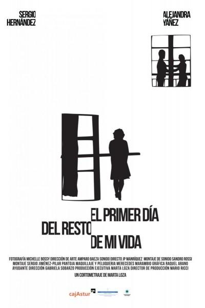 Caratula, cartel, poster o portada de El primer día del resto de mi vida